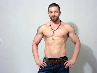 TheBeardedHunk livesex toy